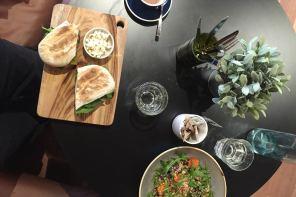 Harry's Deli Wirra Wirra Cafe Review McLaren Vale