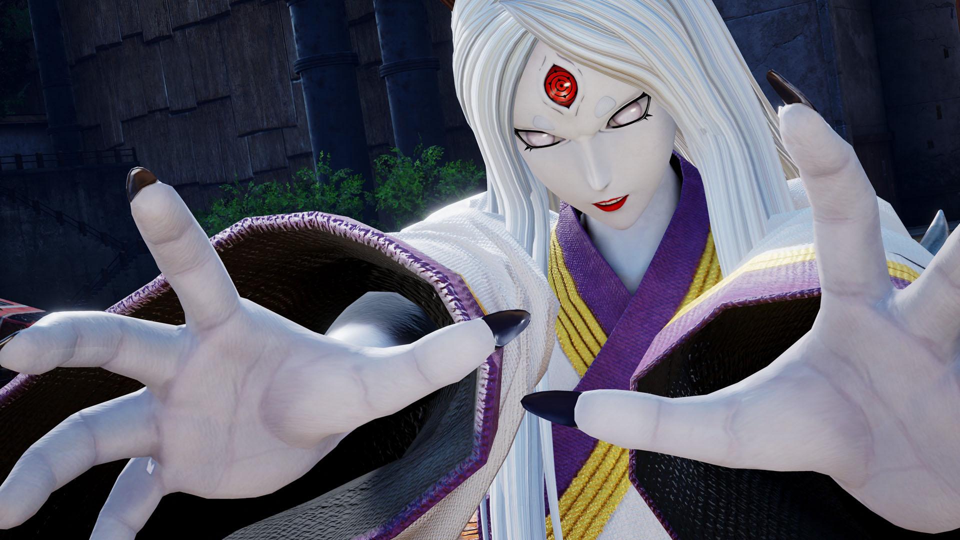 Jump Force Adds Boruto Gaara Kakashi And Kaguya To