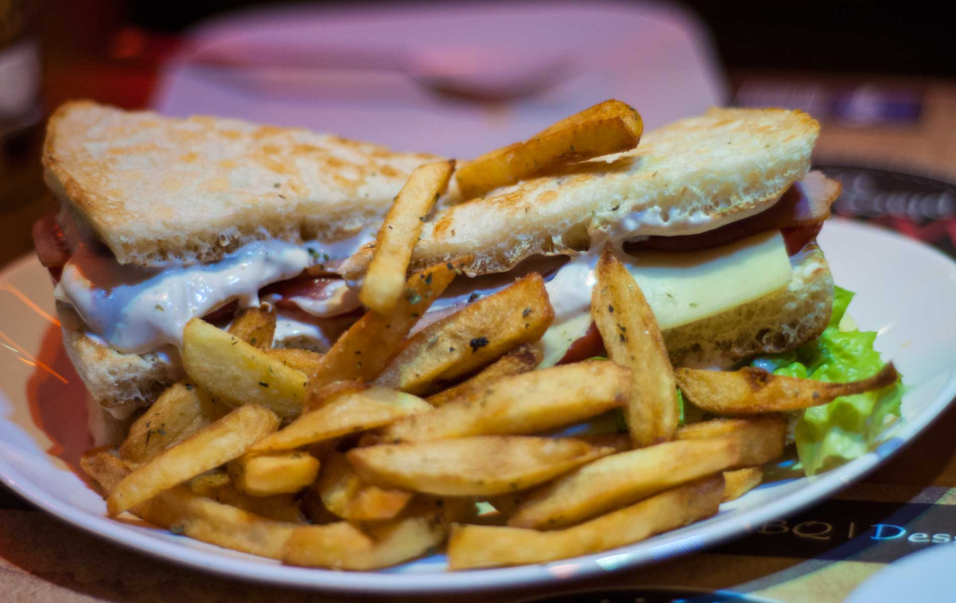 #clubsandwich, #willys, @bbq, #grill, #willysgrill, #pizzaclube