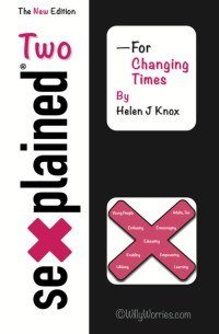 Front cover of Sexplained Two - For Changing Times, by Helen J Knox