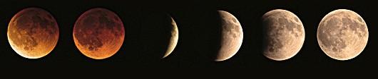 Lunar Eclipse: Luc Viatour, www.Lucnix.be