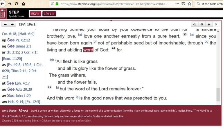 Word Cruncher! Reverse Interlinear (Resources 1)
