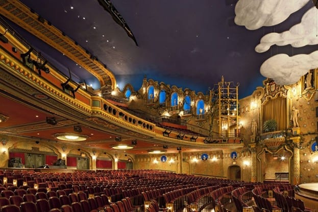 Richmond CenterStageCarpenter Theatre Renovation Wilson