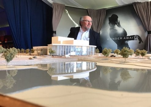 Wilson Butler Architects Announces Groundbreaking of Performing Arts         innovative architecture and interior design firm  today announced that  ground has been broken on the new Performing Arts Center at Auburn  University