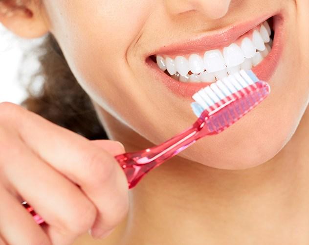 higiene bucal gengiva sangrando