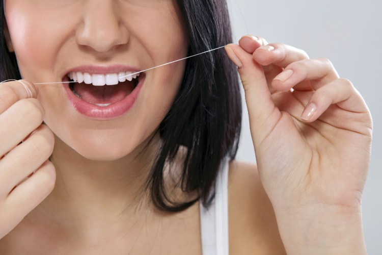 higiene bucal como fazer