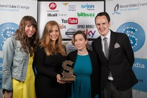 Emer Lawn, Radical, Eleanor Murphy, The National Lottery, Nicola Timmons, BlueCube and Martyn Rosney, Wilson Hartnell