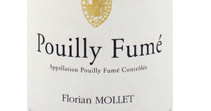 Pouilly-Fumé 2010, Jonathan & Didier Pabiot