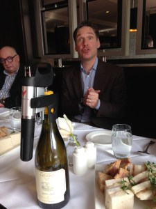 Greg Lambrecht and the Coravin