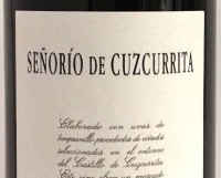 Señorío de Cuzcurrita 2008, Rioja