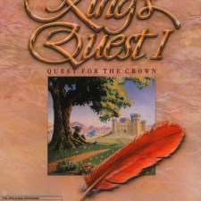 [Game / PC] King's Quest 1: Quest for the Crown (1990)