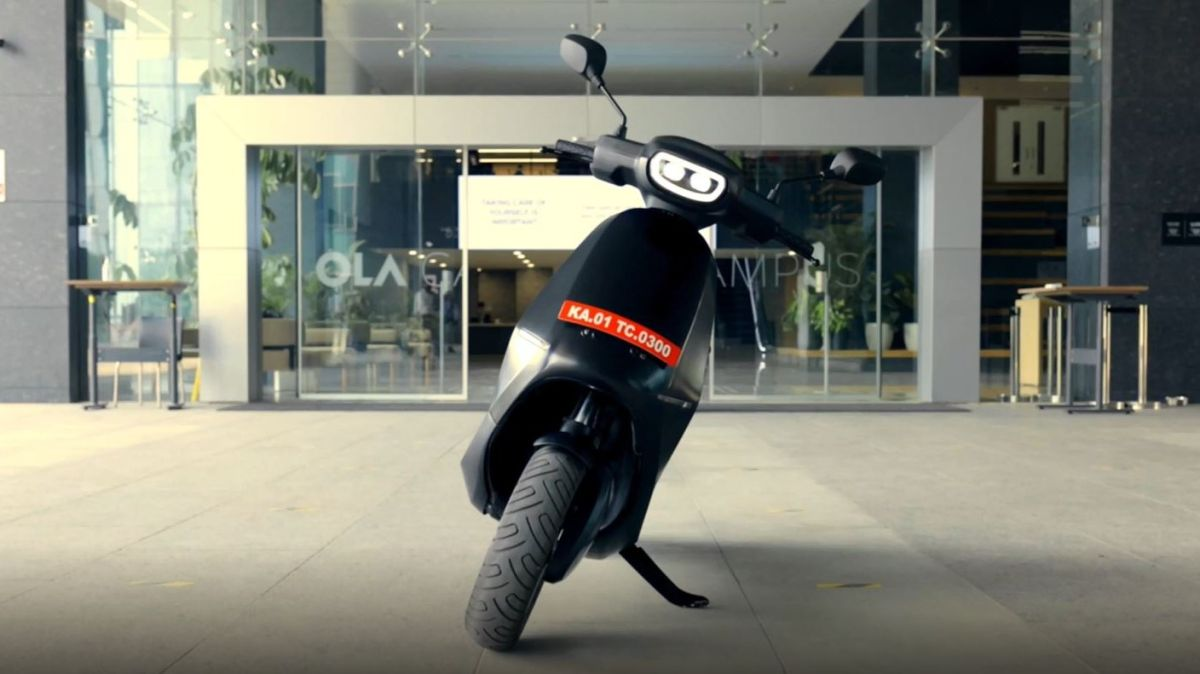 Ola electric scooter to launch on August 15 Ola escooter - Wilson's Media