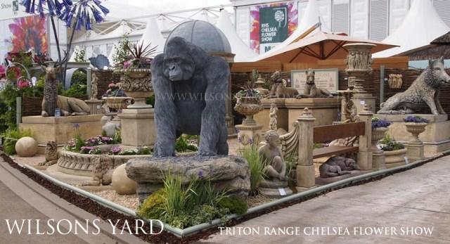 Wilsons Yard Chelsea Flower Show