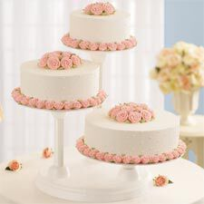 3 Tier Cake And Dessert Stand Wilton