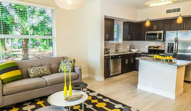 Turnkey Furniture Package And New Apartment Metropolitan