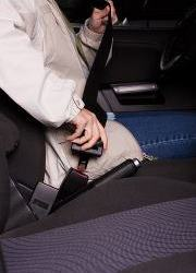 Could your driving position increase your chances of whiplash injury in the event of a collision?