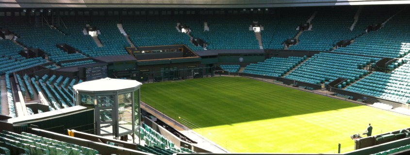 Centre Court - Commercial Glazing Project at Wimbledon