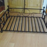 Dog Cat Bed Wrought Iron Small Wrought Iron