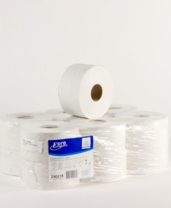 Toiletpapier mini jumbo