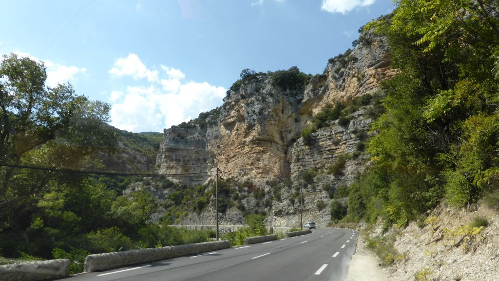 Gorges de St.May