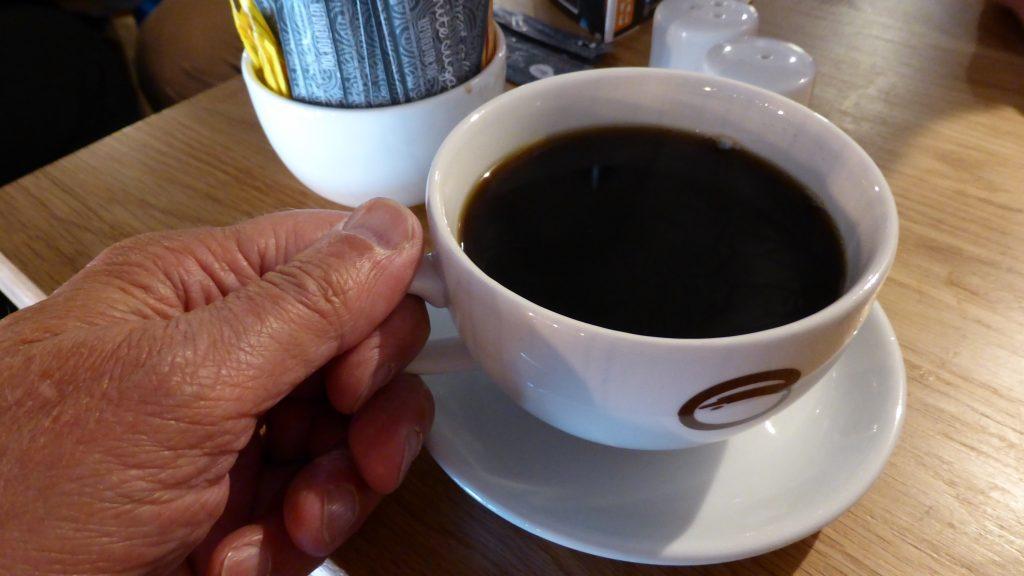 P1090434 Dublin - eerst koffie