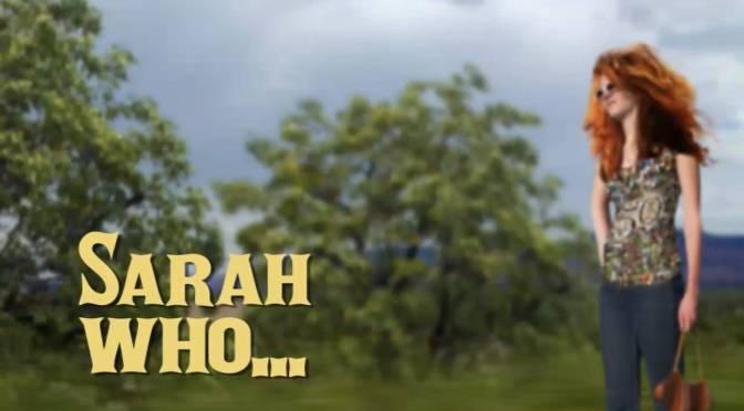 Sarah who…