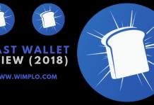 TOAST WALLET REVIEW (2018)