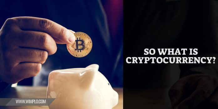 So what is Cryptocurrency?