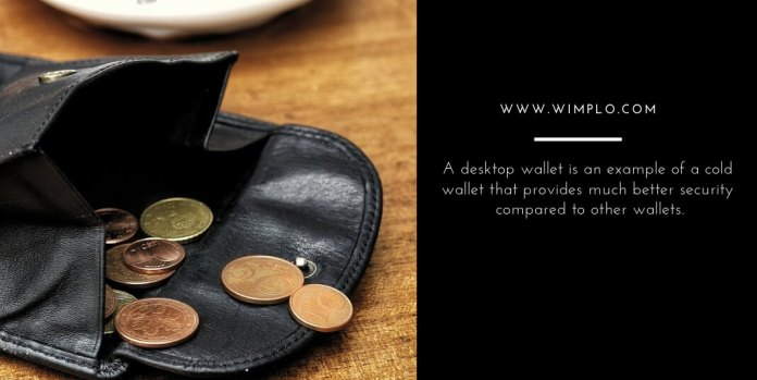 cryptocurrency cold wallet