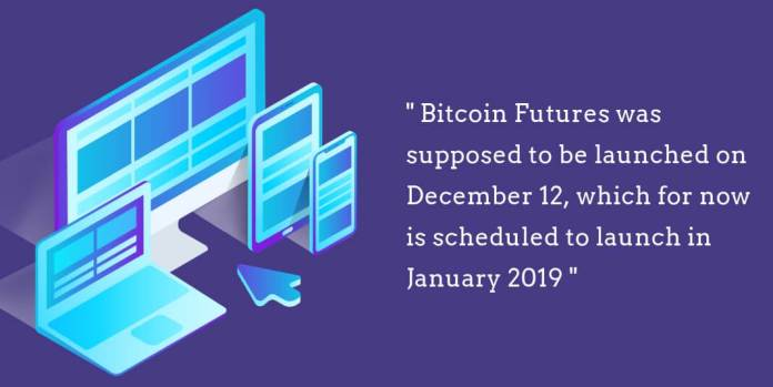 ICE's Bakkt Delays Bitcoin Futures launch to January 2019