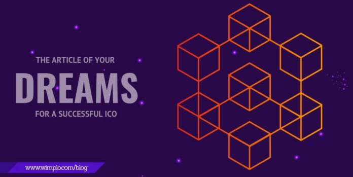 The Article of your dreams for a successful ICO