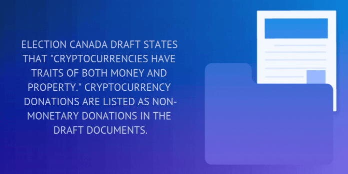 Cryptocurrencies have traits of both money and property