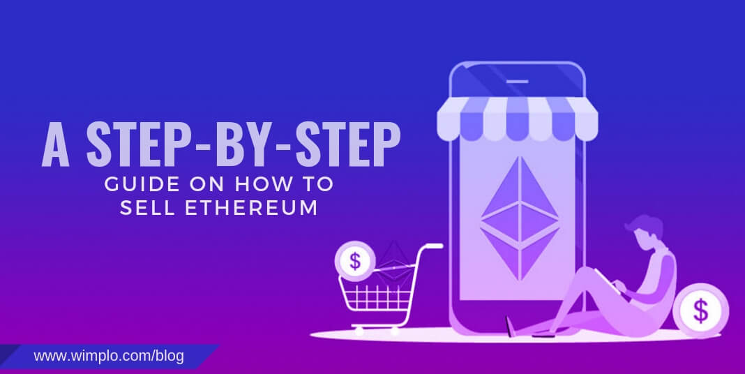how to sell ethereum