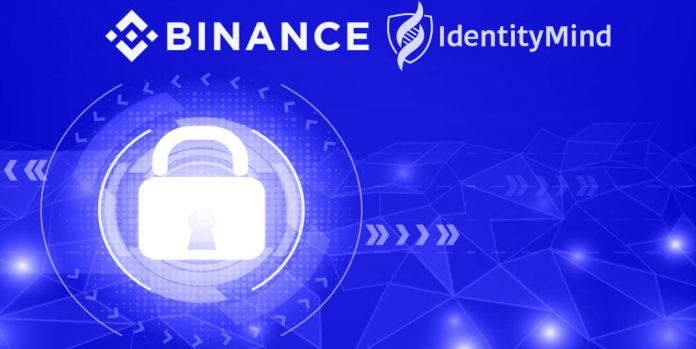 Binance and IdentityMind join forces towards progress