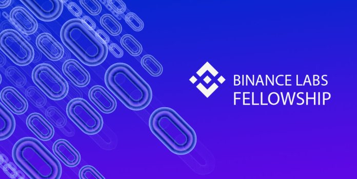 Binance Labs greens first blockchain fellowship round