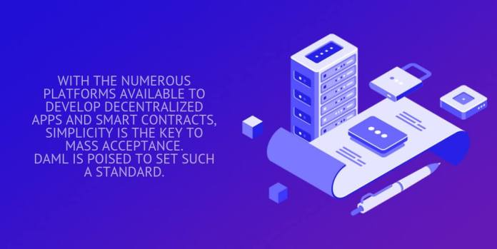 with the numerous platforms available to develop decentralized apps and smart contracts, simplicity is the key to mass acceptance.
