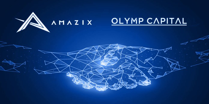AmaZix and Olymp Capital partner for mutual benefits
