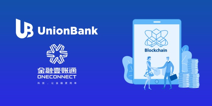 OneConnect and UnionBank bond towards blockchain-platform