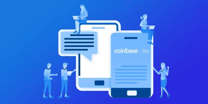 Coinbase Pro mobile app to mesmerize traders