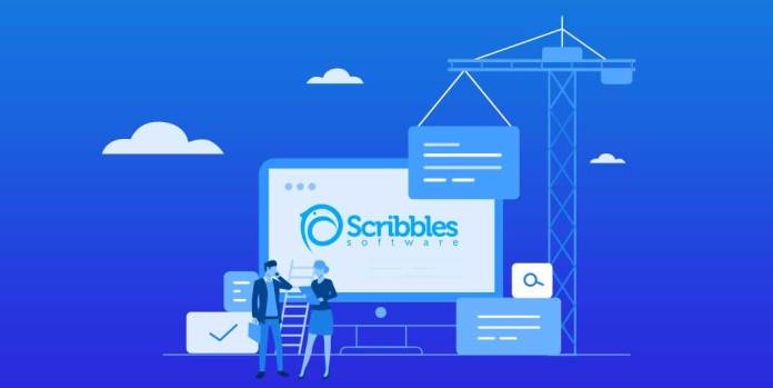 Blockchain records released by Scribbles Software