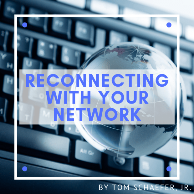 reconnecting with your network