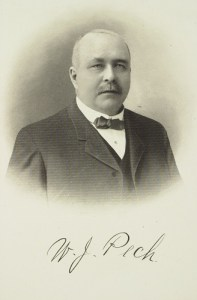 Washington Joseph Pech