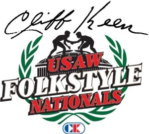 New CK Folkstyle Nationals Logo