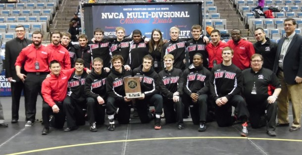 nat duals champs div II maryville