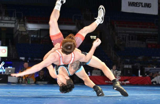 Three wrestlers become Junior double champs with Greco titles