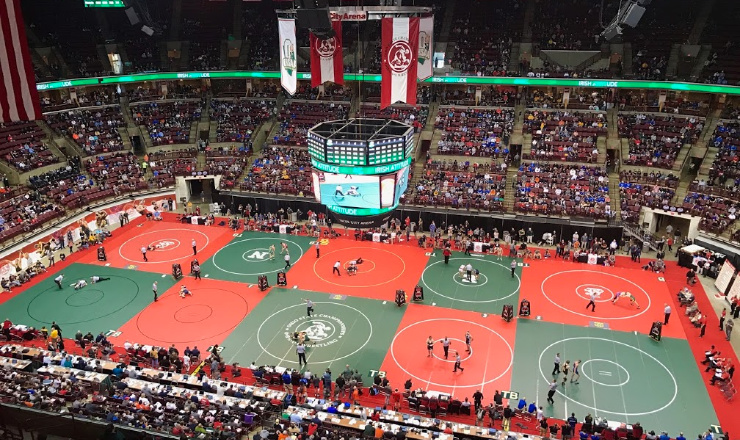 Covid/High School Update: Ohio to drop dual state tourney