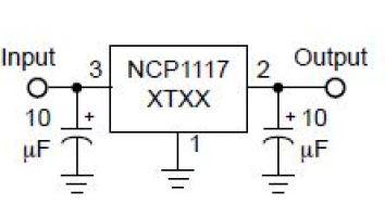 NCP1117ST33T3G Regulator Introduction | WIN SOURCE BLOG on p&id symbol for regulator, piping symbol for regulator, drawings symbol for regulator,