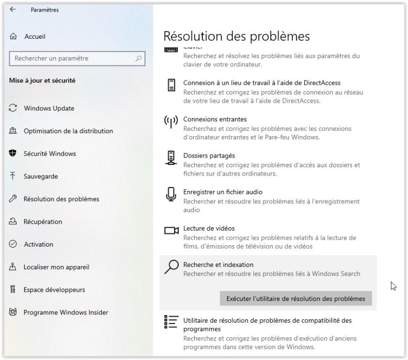 resolution-probleme-indexation-windows10