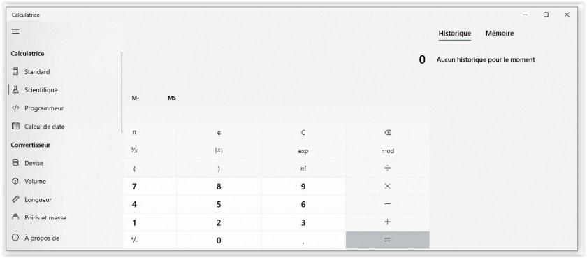 calculatrice-windows-10