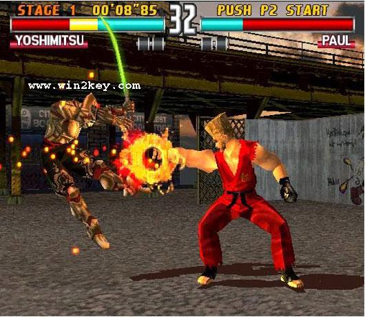 Tekken 3 Exe File Free Download